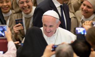 CМИ: Папа Римский появится в большом кино