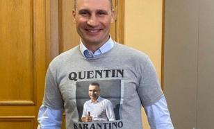 Виталий Кличко не смог сложить 13 и 3