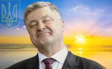 Порошенко пригрозил России из-за спины НАТО