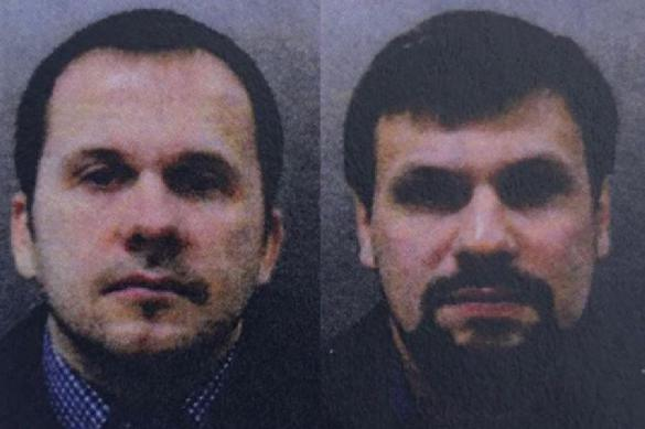 ЕС планирует санкции против Петрова и Боширова
