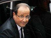 ФрансуаОлланд приезжал в РФ мириться