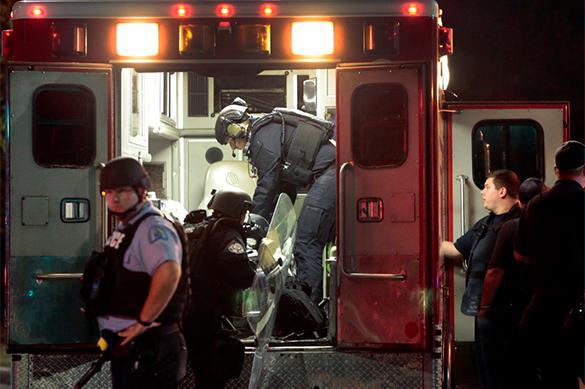 Беспорядки в Сент-Луисе: задержаны более 120 человек
