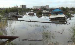 В Комсомольске-на-Амуре ожидается новая волна паводка