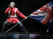 """Британская """"Железная дева"""" покорила Москву"""