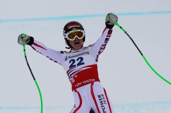 """На курорте """"Роза Хутор"""" пройдет этап Кубка мира FIS по горнолыжному спорту среди женщин"""