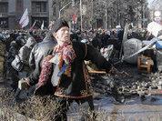 Арабские ветра на самостийной Украине