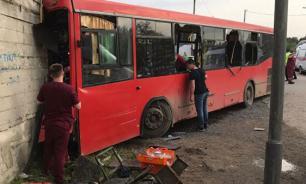 Число пострадавших в аварии с автобусом в Перми возросло до 32 человек