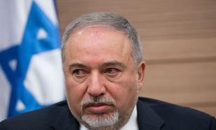 Либерман: Сирия и Иран хотят удушить Израиль