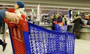 Впервые за два года в России зафиксировали дефляцию