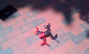 Новая профессия - оператор дронов