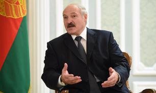 "Лукашенко выставил ""борт №1"" на торги"