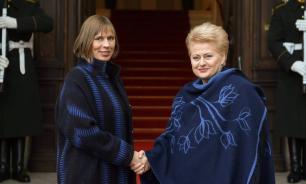 Дале Грибаускайте посоветовали взять пример с президента Эстонии