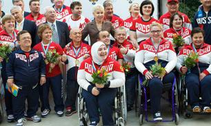Чемпионка Рима Баталова: Белорусы - не трусы!