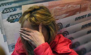 Министр финансов рассказал о падении рубля