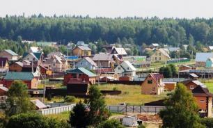 Регионам дали право прокладывать коммуникации для дачников