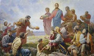 Найдено место, где Иисус накормил голодных