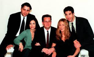 """Актеры сериала """"Друзья"""" впервые с 2004 года снова снимутся вместе"""