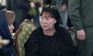Вдова Говорухина госпитализирована из-за повышенного давления
