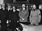 Главные коршуны Мюнхенского сговора
