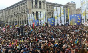 Знак поддержки: соратники Саакашвили помитинговали и разошлись