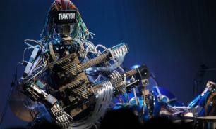 Пермские студенты создали рок-группу из роботов