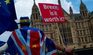 """Британию ждет дефицит продуктов и лекарств в случае """"жесткого"""" Brexit"""