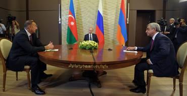 Альберт Андрян: Нагорный Карабах уповает на Россию и Путина
