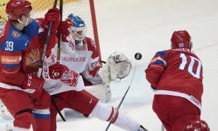 ЧМ-2016: Сборная России разгромила команду Дании со счетом 10:1