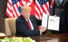О чем и почему договорились Ким с Трампом