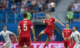 В сборной России определили худшего и лучшего футболистов