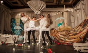 Актриса спектакля в Петербурге дала пощечины двум зрительницам