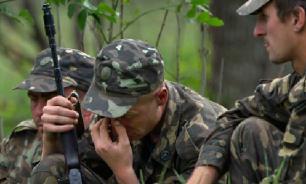 Бойцов ВСУ сажают на наркотики
