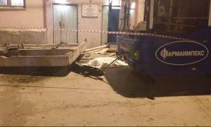 Водитель троллейбуса в Новосибирске захотел пошутить и убил коллегу