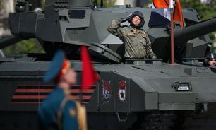СМИ: На Парад Победы в Москве выйдут боевые роботы