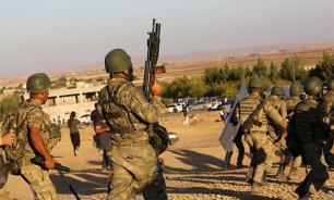 Курды: Турция нарушает границу Сирии