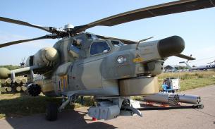 """Минобороны отказалось закупать новейшие вертолеты """"Ночной охотник"""" из-за цены"""