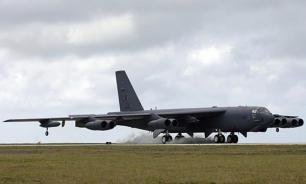 США перебросили в Британию очередной стратегический бомбардировщик