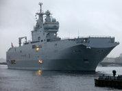 Франция укрепляет военную мощь России