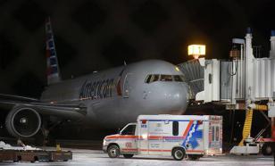Сильнейшая турбулентность покалечила пассажиров и экипаж American Airlines
