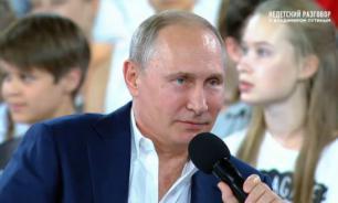 Владимир Путин рассказал, что думает о выборах в 2018-м