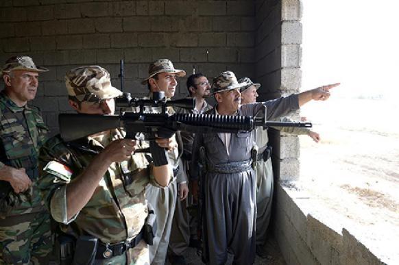 Союз нерушимый: как Путин и Эрдоган договорились по курдам