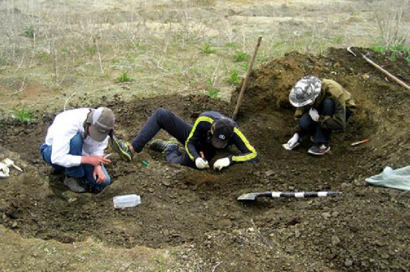 В Белоруссии обнаружили крупное захоронение времен Великой Отечественной войны