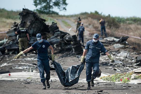 Рейс MH17: вместо истины - игра спецслужб