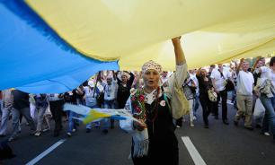 """Украинцы срывают """"Евровидение"""" криками """"Героям слава!"""""""