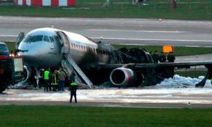 СМИ: пассажиры с вещами не создавали проблем с эвакуацией из горящего SSJ-100