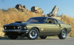 История легендарного Ford Mustang