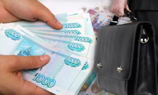 В России бюджетники-иждивенцы стали паразитами