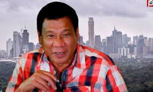"""Вслед за Обамой: Президент Филиппин послал Евросоюз """"к черту"""""""