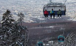 В Сочи горнолыжники в купальниках установили мировой рекорд