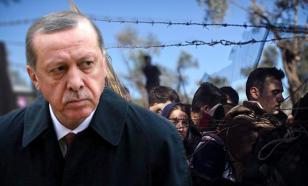 Эрдоган пригрозил затопить Европу беженцами из ИГИЛ